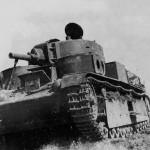 soviet tank T-28 16