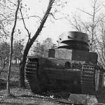 soviet tank T-28 3