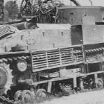 soviet tank T-28 7