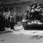 T-34-85 – Prague uprising 1945