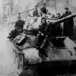 Polish T-34/85 tank