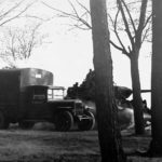 T-34-85 and Gaz AA truck