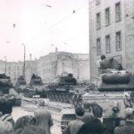 T-34/85 medium tanks