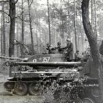 "T-34-85 white 357 from 7th Guards tank corps. Tank number ""white"" 357"