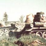 T-34-85 tank color photo 4