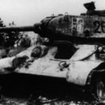 T-34-85 262 of 5th Guards mechanized corps