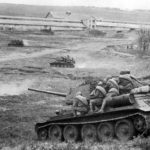 T-34-85 tanks from 3rd Ukrainian Front, April 1944 2