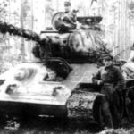 Finnish T-34/85 tanks