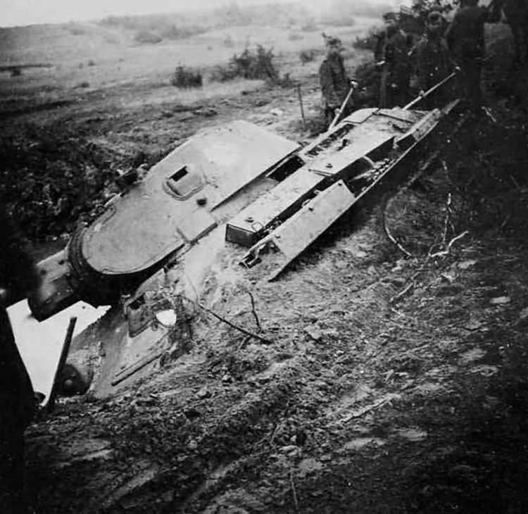 T-34 tank 14