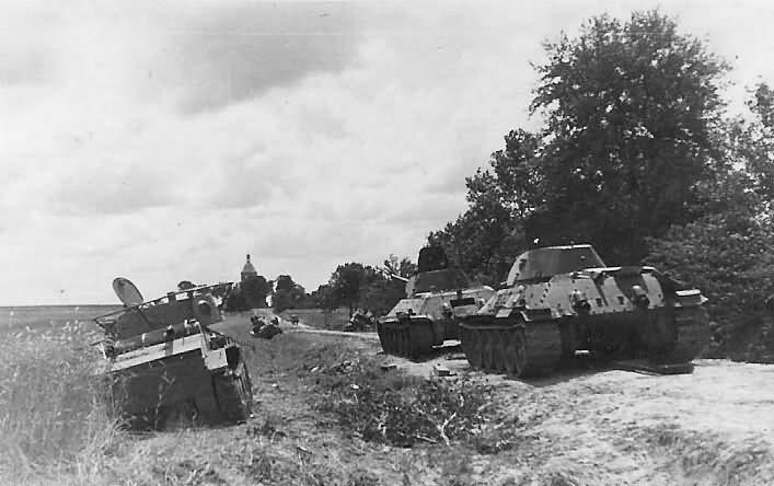 T-34 tanks 1941 Operation Barbarossa