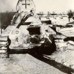 German T-34 Panzer 747 (r)