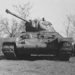 Panzerkampfwagen T-34 747 (r) photo