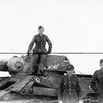 Soviet T-34 tank 7