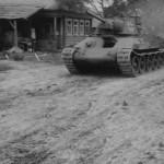 Soviet T-34 tank in German Service 2