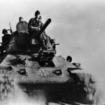 T-34 76 of 5th SS Panzer Division Wiking