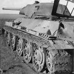 T-34/76 tank 1942