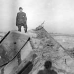 T-34 tank Frunze number 26