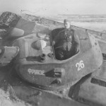 T-34 tank named Frunze number 26 2