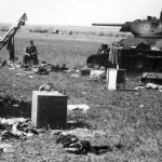 T-34 tank manufactured at STZ
