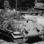 T-34 and BT-7 tank 21