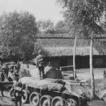 T-34 tank after capture by German forces, Summer 1941 4