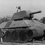 T-34 tank panzeratrappe