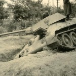 T-34 76 tank manufactured at STZ