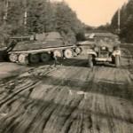 abandoned T-34 tank 10