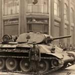 T-34 tank early (model 1940) – 1941