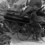 T-34 tank model 1940