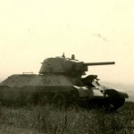 german T-34 tank Beutepanzer PzKpfW T-34 747(r)