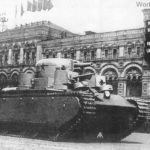 First T-35 prototype