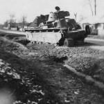 T-35 soviet heavy tank model 1939