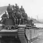 T-35 soviet heavy tank 22