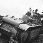 T-35 of the 68th Tank Regiment 1941
