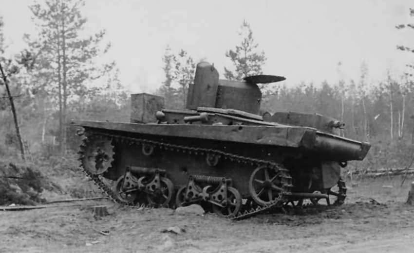 Image result for T-37A tank