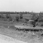 T-37 Russian Amphibious Tank