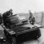 T-37 Soviet Light Amphibious Tank 1941