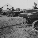 T-37 Soviet Light Amphibious Tanks