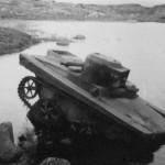 T-37 Soviet amphibious tank