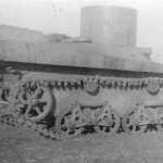 T-37 russian amphibious light tank