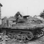 T-37 tank Mogilev Eastern Front