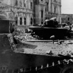 Tanks T-37 and T-38 Brest Litowsk 1941