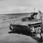Amphibious light tank T-38