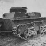 T-38 Soviet amphibious tank
