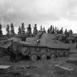 T-40 light amphibious tank Ukraine 1941