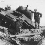 Light infantry tank T-50
