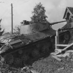Kknocked out T-50 1941