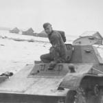 T 60 tank in german service