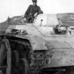 T-60 soviet light tank – winter